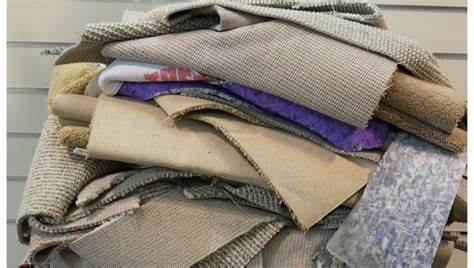 Рециклиране на полипропилен от отпадъци от килими
